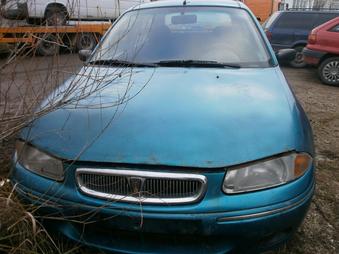... Foto-2 Rover 200-Series 200, 1995.10 - 2000.03 1997 Petrol 1.4 ...