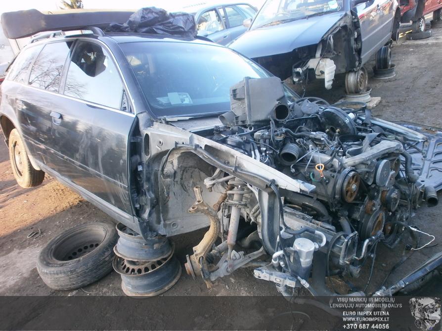 0273004358 8e0614111ah Abs Unit Audi A6 1998 2 5l 52eur