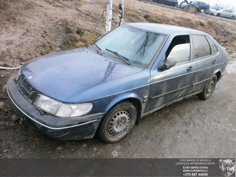 Foto-1 SAAB 900 900 1993 - 1998 1996 Benzinas 2.0