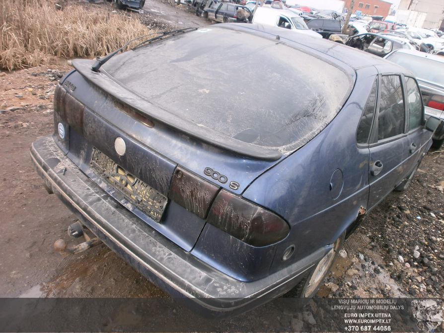 Foto-4 SAAB 900 900 1993 - 1998 1996 Benzinas 2.0
