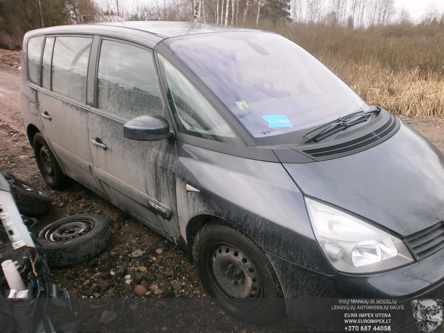 8200096315 used Interior trim Renault Espace 2005 2.0L 10EUR ...