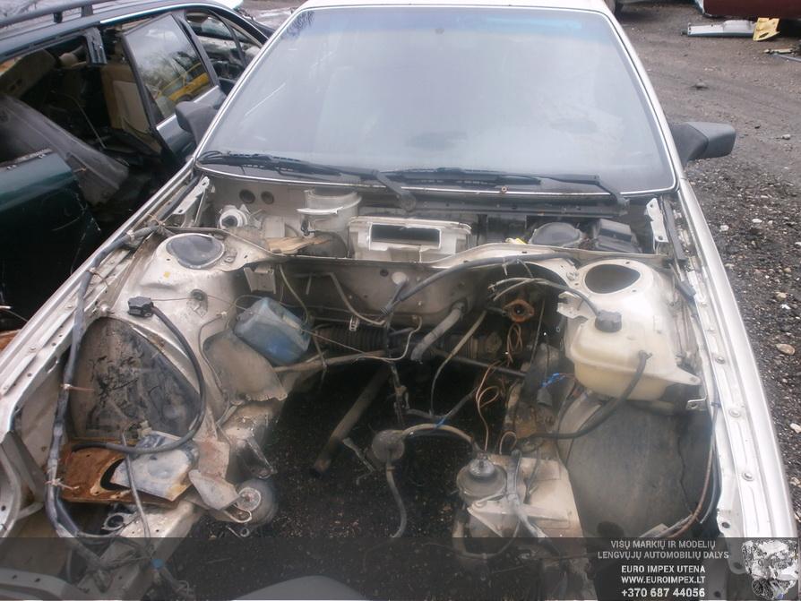 Foto-2 Audi 100 100, C2 1976.06 - 1982.07 1987 Diesel 2.0