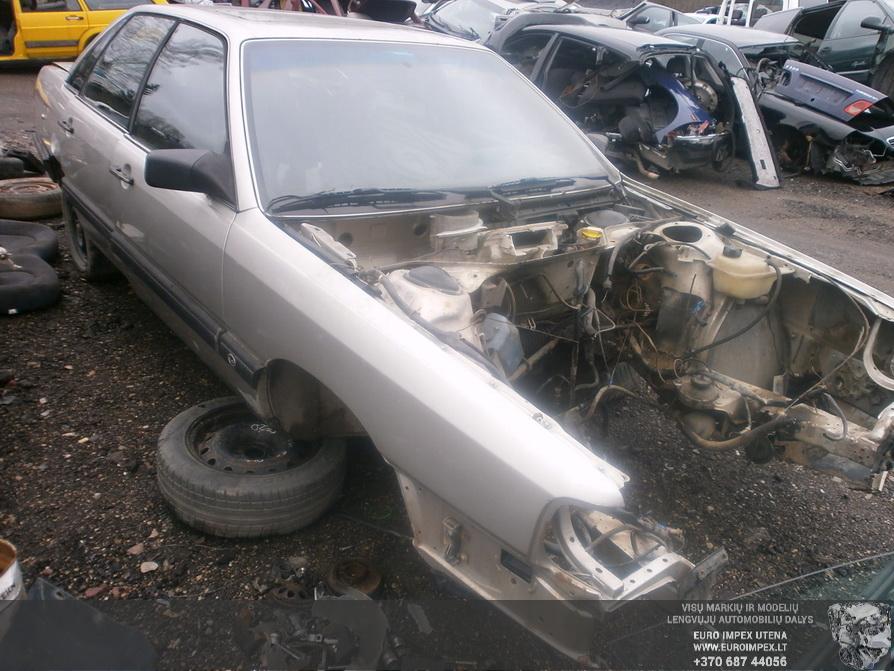 Foto-3 Audi 100 100, C2 1976.06 - 1982.07 1987 Diesel 2.0