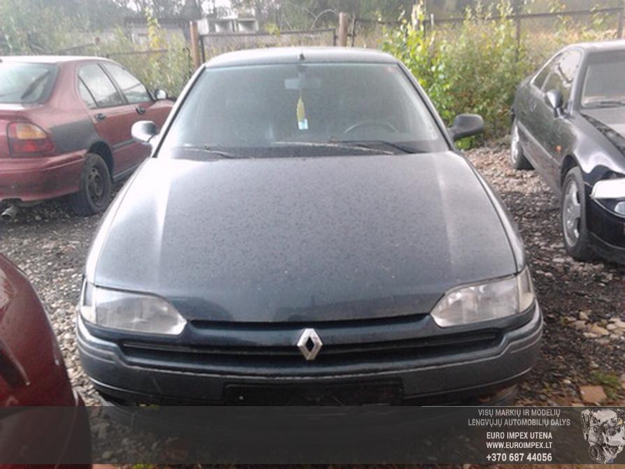 Foto-1 Renault Safrane Safrane, 1992.04 - 1996.07 1994 Petrol 2.0