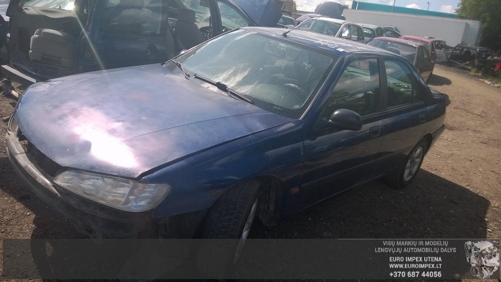 Foto-1 Peugeot 406 406, 1995.11 - 1999.03 1999 Petrol 1.8