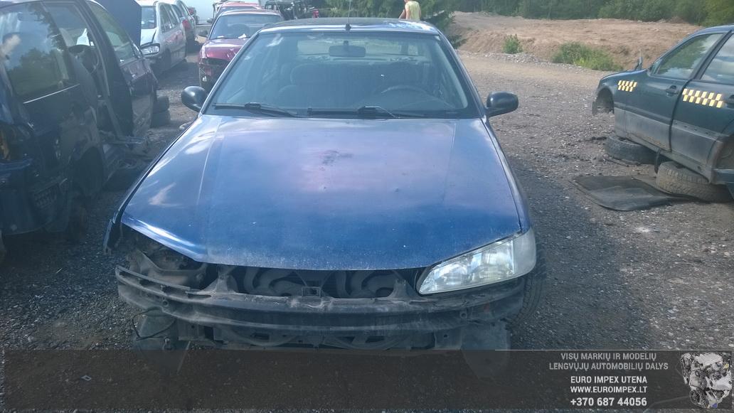 Foto-2 Peugeot 406 406, 1995.11 - 1999.03 1999 Petrol 1.8