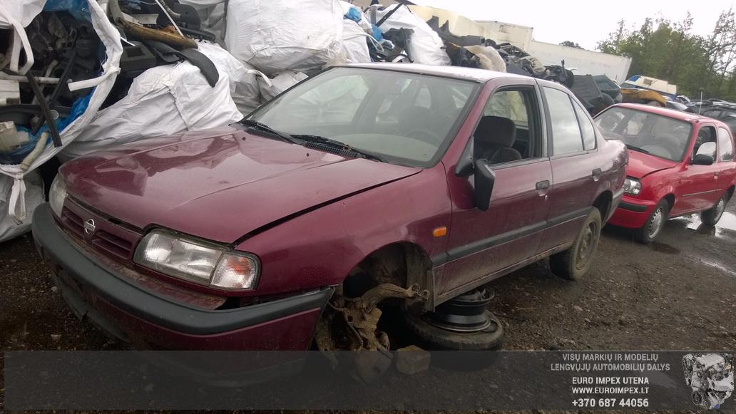 Ремонт автомобилей ниссан примера 1994