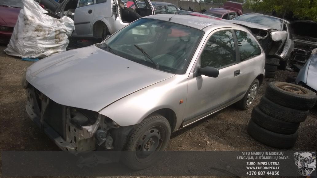 Foto-1 Rover 200-Series 200, 1995.10 - 2000.03 1999 Benzinas 1.4