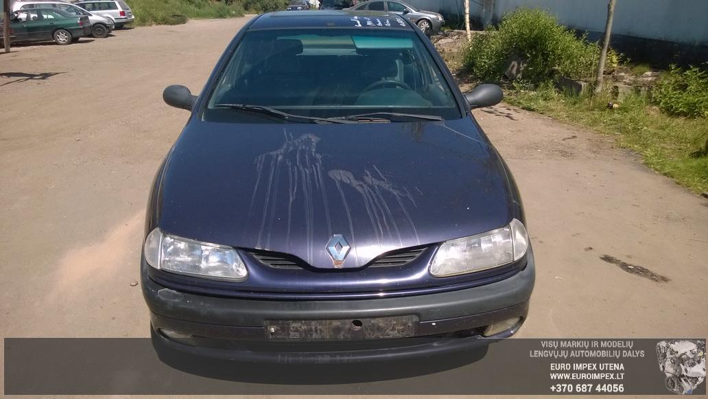Foto-2 Renault Laguna Laguna, 1994.01 - 2001.03 1994 Benzinas 2.0