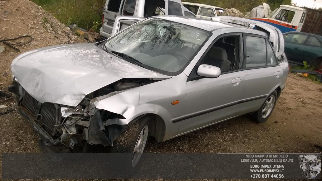 Foto-1 Mazda 323F 323F, 1998.09 - 2004.05 1998 Petrol 1.5