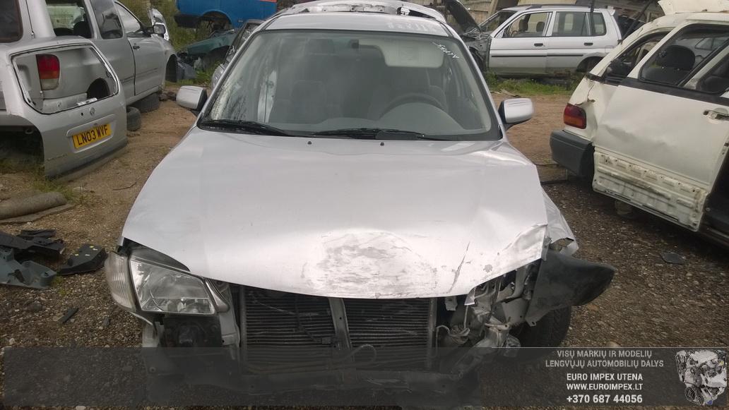 Foto-2 Mazda 323F 323F, 1998.09 - 2004.05 1998 Petrol 1.5
