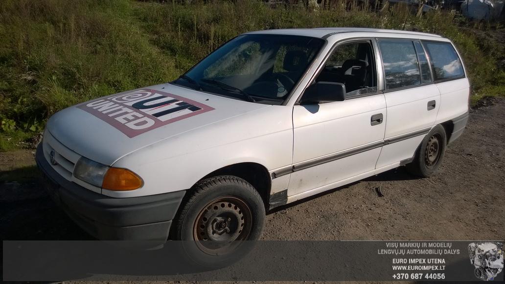 Foto-1 Opel Astra Astra, F 1991.09 - 1998.09 1993 Diesel 1.7