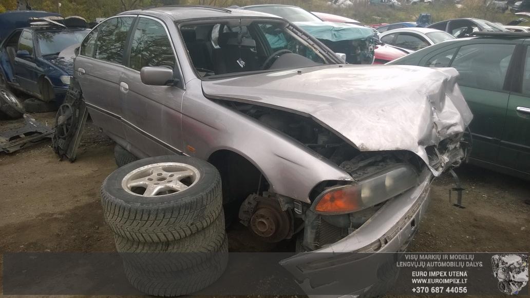 Foto-3 BMW 5-Series 5-Series, E39 1995.11 - 2003.06 1998 Diesel 2.5