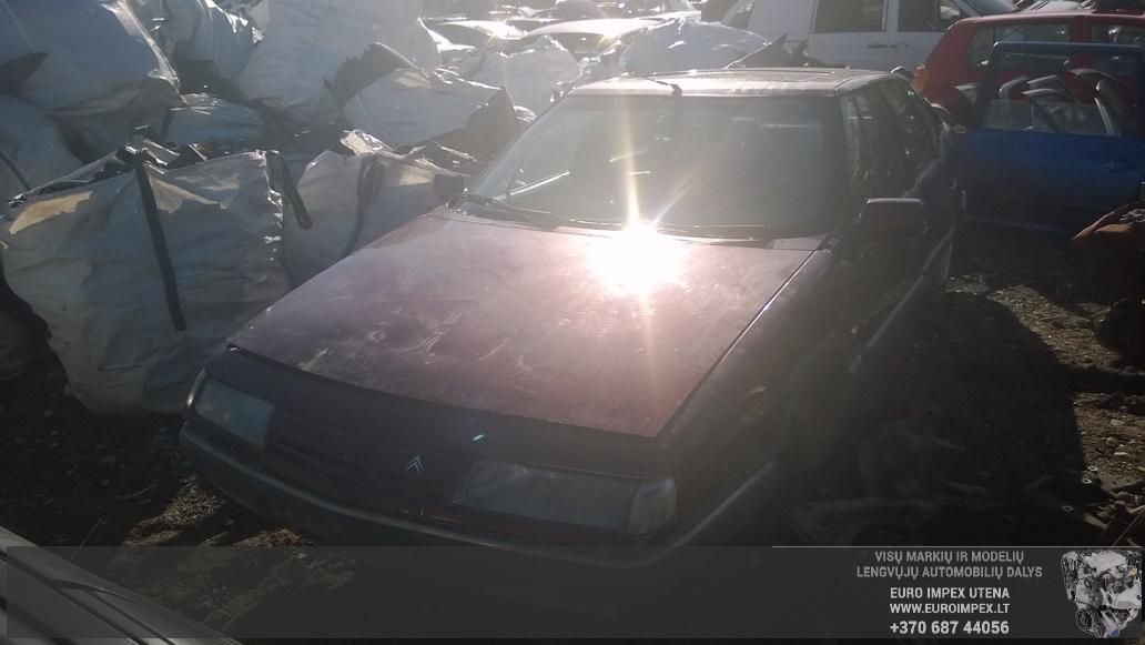 Foto-2 Citroen XM XM, I 1989.05 - 1994.05 1993 Diesel 2.1