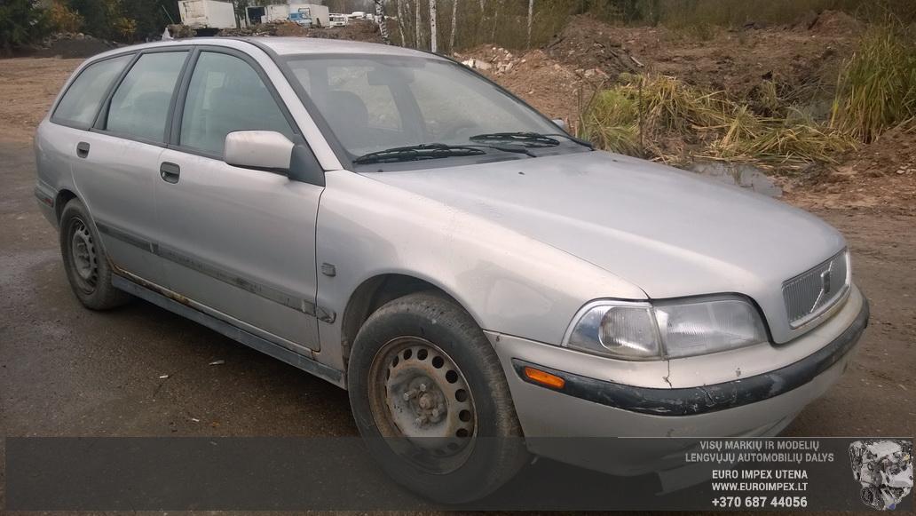 Foto-3 Volvo V40 V40, I 1995.07 - 2000.07 1998 Dyzelis 1.9