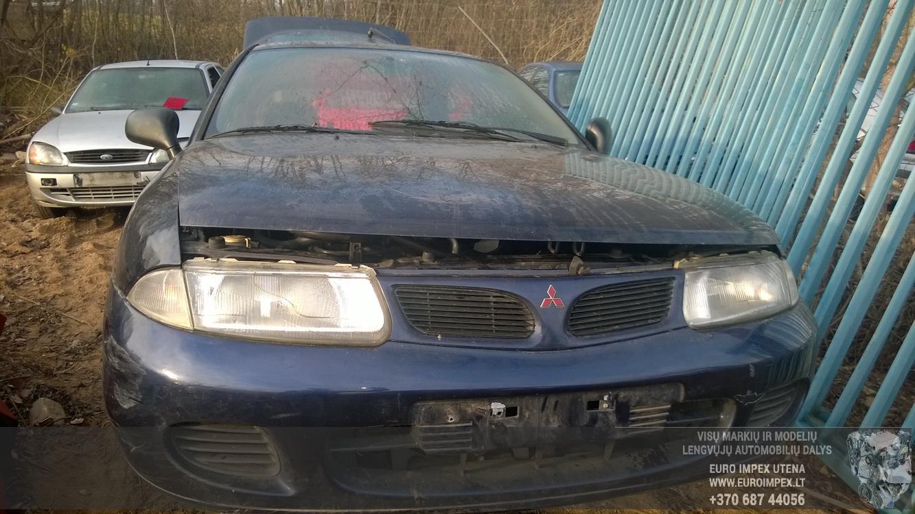 ... Foto-2 Mitsubishi Carisma Carisma, 1995.07 - 2000.09 1999 Diesel 1.9 ...