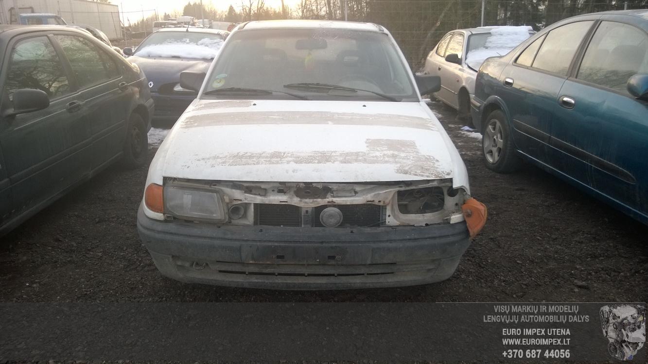 ... Foto-2 Opel Astra Astra, F 1991.09 - 1998.09 1993 Diesel 1.7 ...