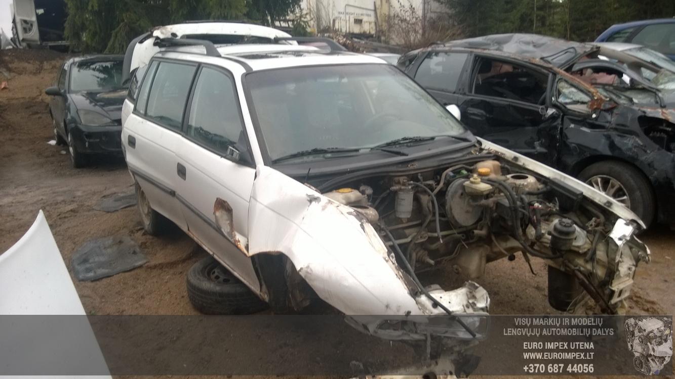 ... Foto-3 Opel Astra Astra, F 1991.09 - 1998.09 1996 Diesel 1.7 ...