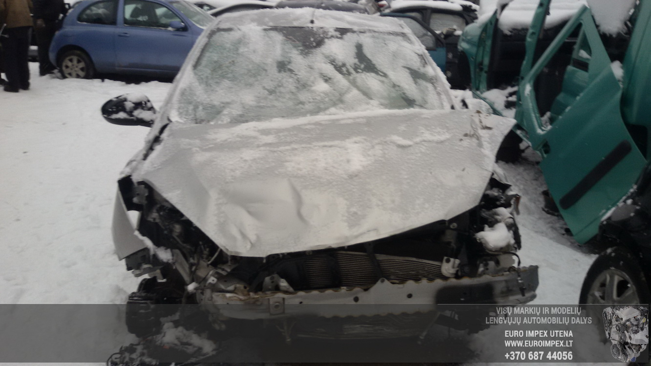 Foto-2 Mazda 2 2, DE 2007.10 - 2014.06 2009 Benzinas 1.5