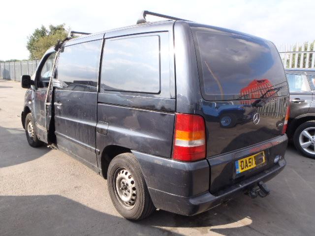 Foto-2 Mercedes-Benz Vito W638, 1996.02 - 2003.07 2001 Dyzelis 2.2