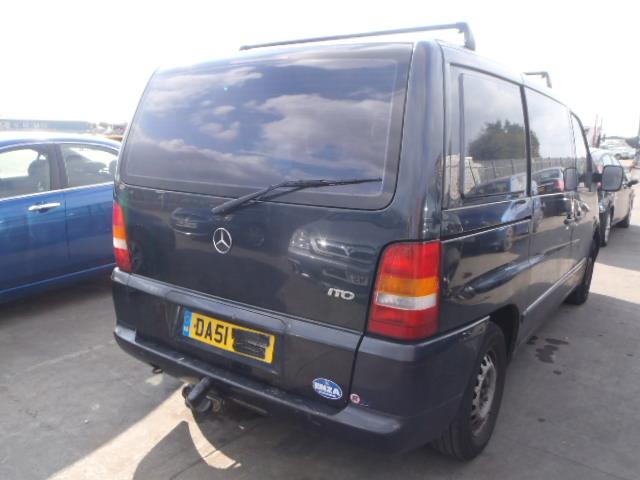 Foto-3 Mercedes-Benz Vito W638, 1996.02 - 2003.07 2001 Dyzelis 2.2