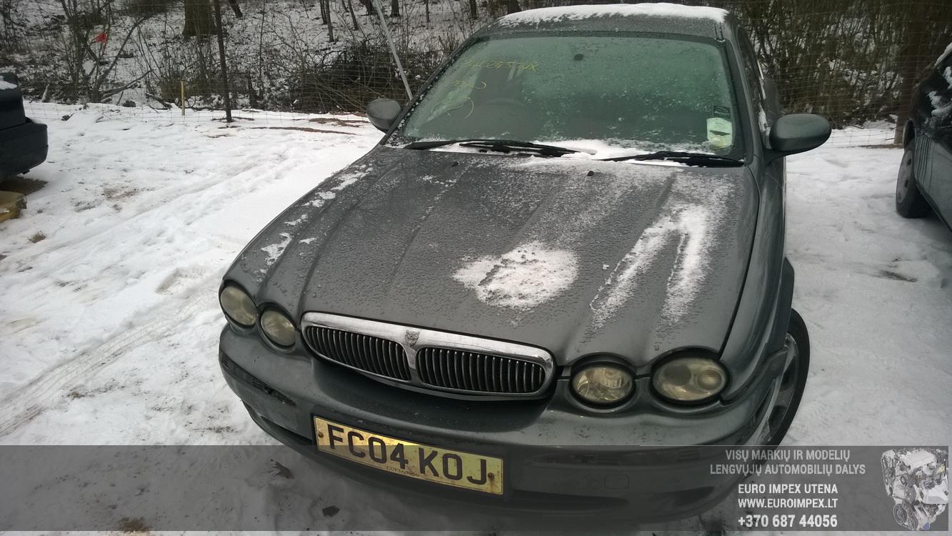 ... Foto-2 Jaguar X-Type X-Type, 2001.06 - 2007.11 2004 Petrol ...