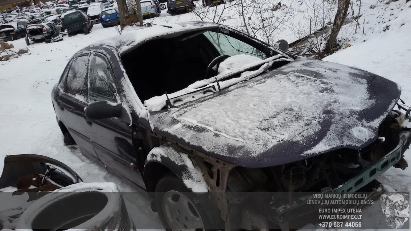 7703297326 Fuse Box Renault Laguna 1996 20l 29eur Eis00053147 Cover Foto 3 199401 200103 Petrol 20