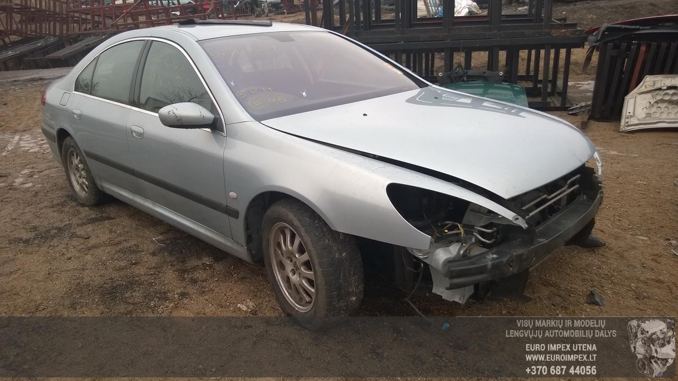 Foto-1 Peugeot 607 607, 2000.01 - 2004.07 2004 Diesel 2.0 ...