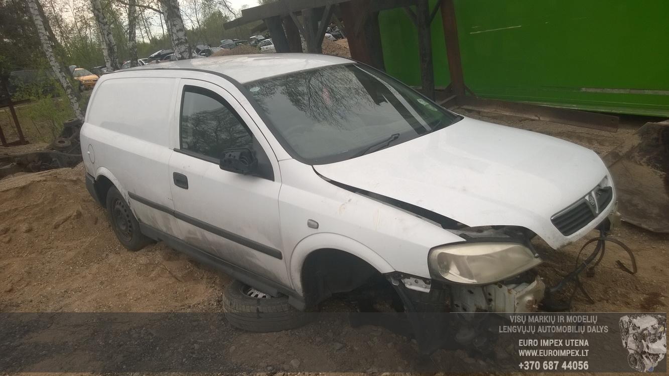 24412497 24431680 Fuse Box Opel Astra 2003 17l 15eur Eis00115584 Vauxhall Foto 1 G 199809 200412 Diesel 17