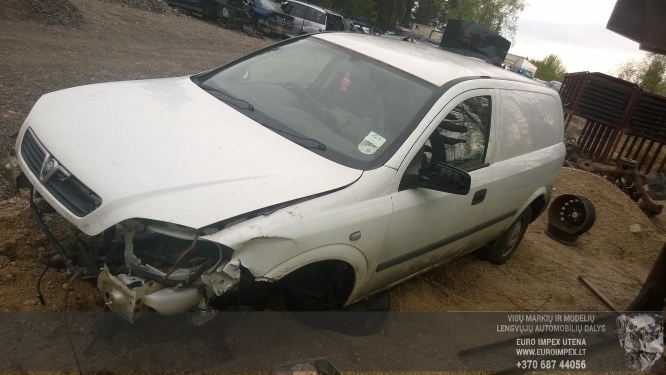 24412497 24431680 Fuse Box Opel Astra 2003 17l 15eur Eis00115584 Vauxhall Foto 3 G 199809 200412 Diesel 17
