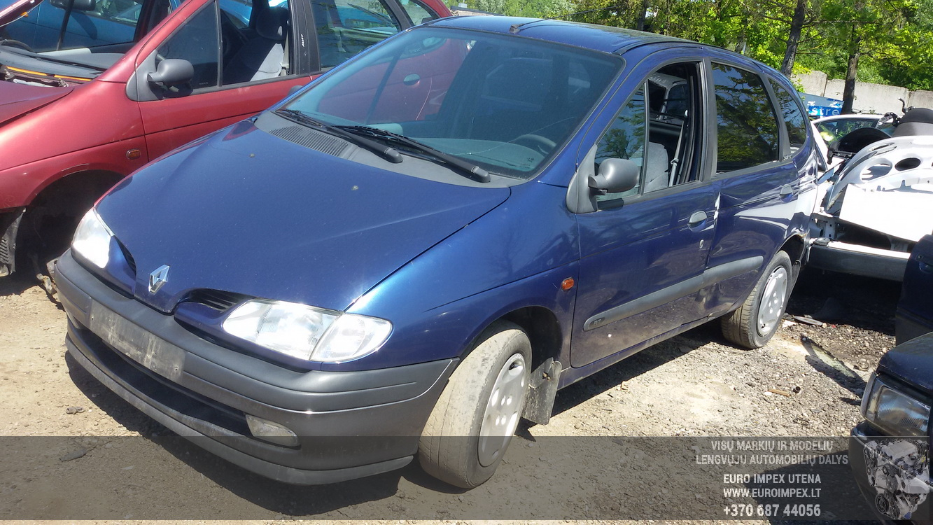 7703297786j S103600301a Fuse Box Renault Scenic 1997 20l 29eur In Foto 1 199601 199909 Petrol 20