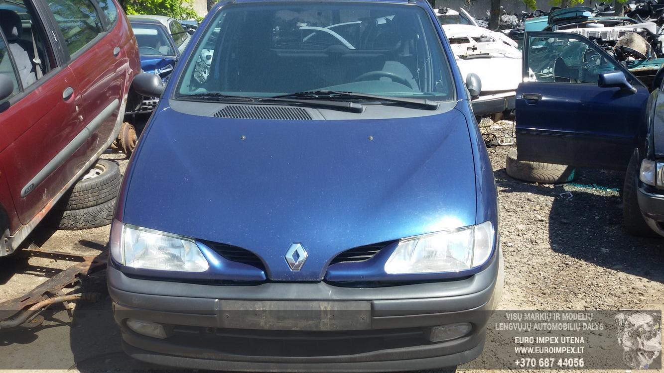 7703297786j S103600301a Fuse Box Renault Scenic 1997 20l 29eur In Foto 2 199601 199909 Petrol 20