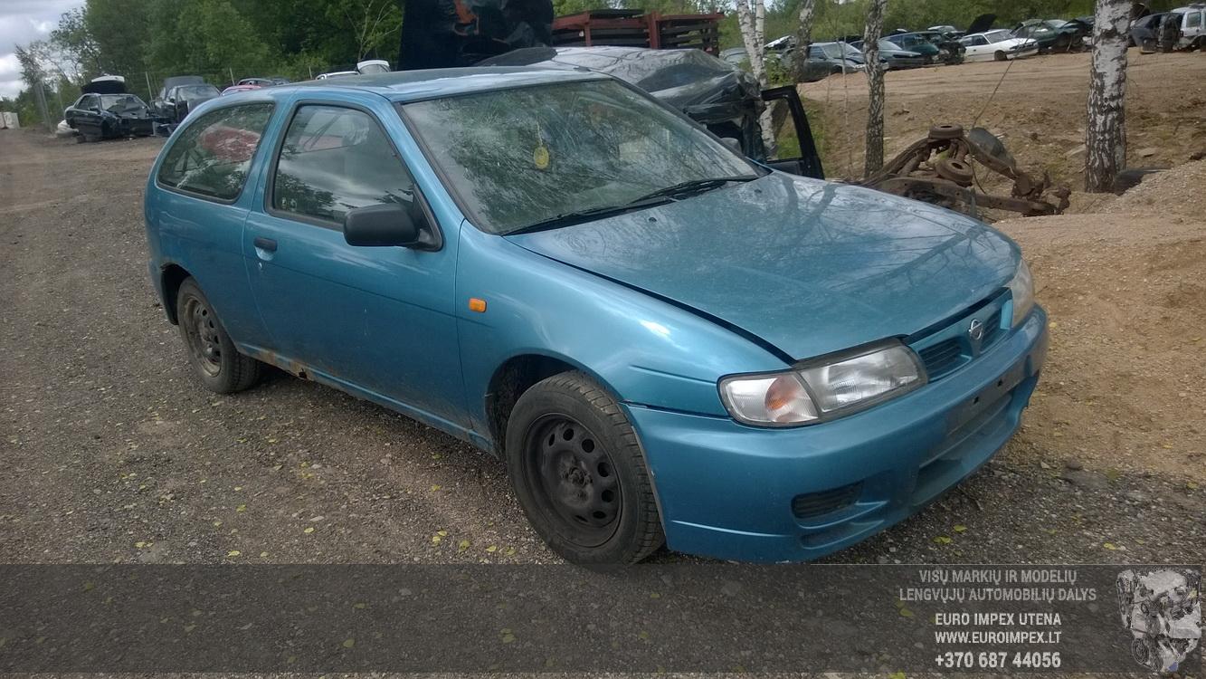 Fuse Box Nissan Almera 1997 14l 15eur Eis00065756 Used Parts Shop Foto 1 N15 199507 199806 Petrol 14