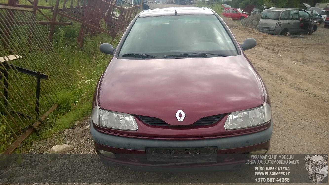 ... Foto-2 Renault Laguna Laguna, 1994.01 - 2001.03 1996 Petrol 1.8 ...