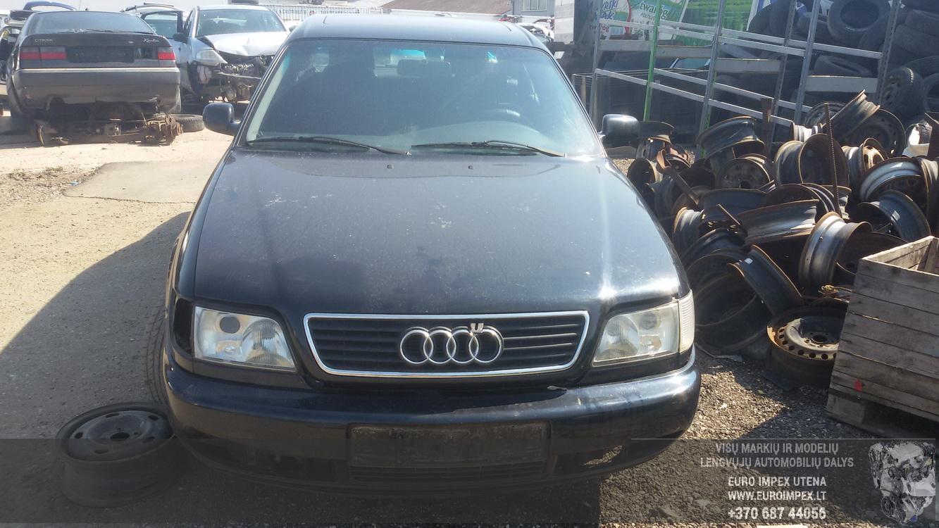 N A Fuse Box Audi A6 1996 19l 10eur Eis00111959 Used Parts Shop Rear Foto 2 C4 199406 199710 Diesel 19
