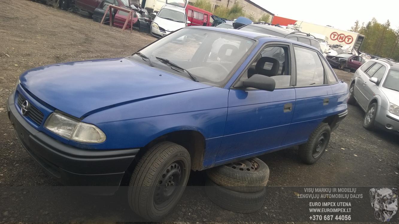 Nera Fuse Box Opel Astra 1994 17l 13eur Eis00134105 Used Parts Shop Vauxhall 52 Foto 1 F 199109 199809 Diesel 17