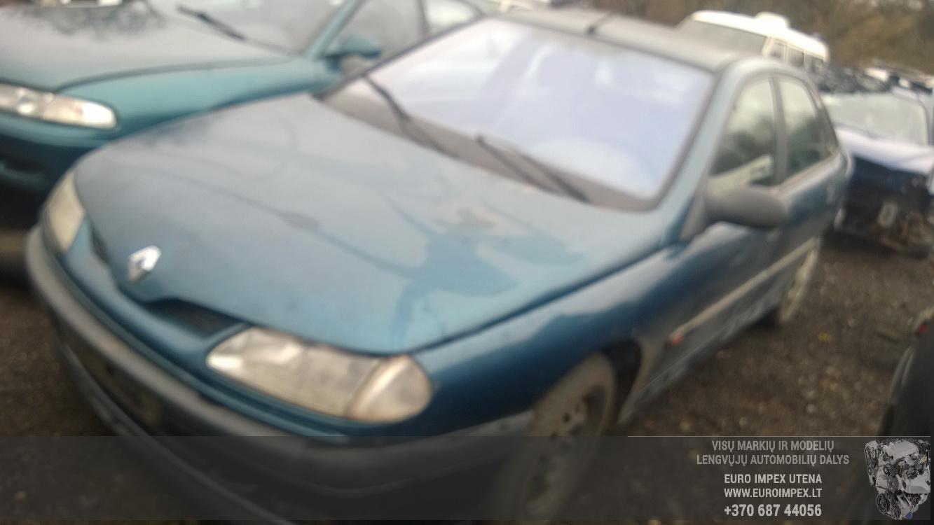 7703297843a N A Fuse Box Renault Laguna 1996 20l 20eur Eis00112666 Cover Foto 1 199401 200103 Petrol 20