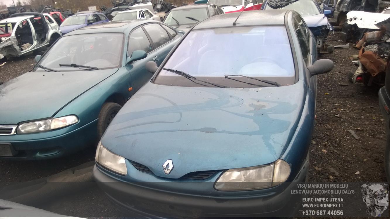 7703297843a N A Fuse Box Renault Laguna 1996 20l 20eur Eis00112666 Cover Foto 2 199401 200103 Petrol 20