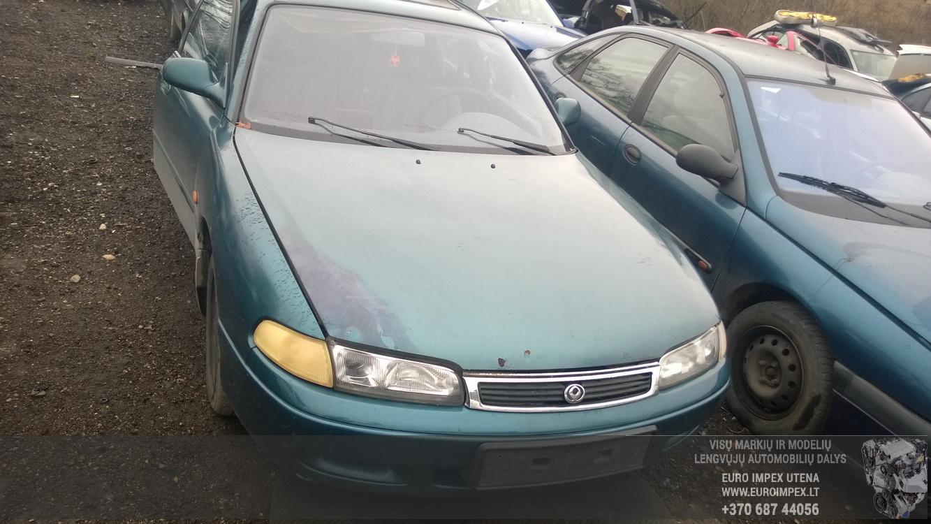 ... Foto-2 Mazda 626 626, 1991.08- 1997.04 1996 Petrol 2.0 ...