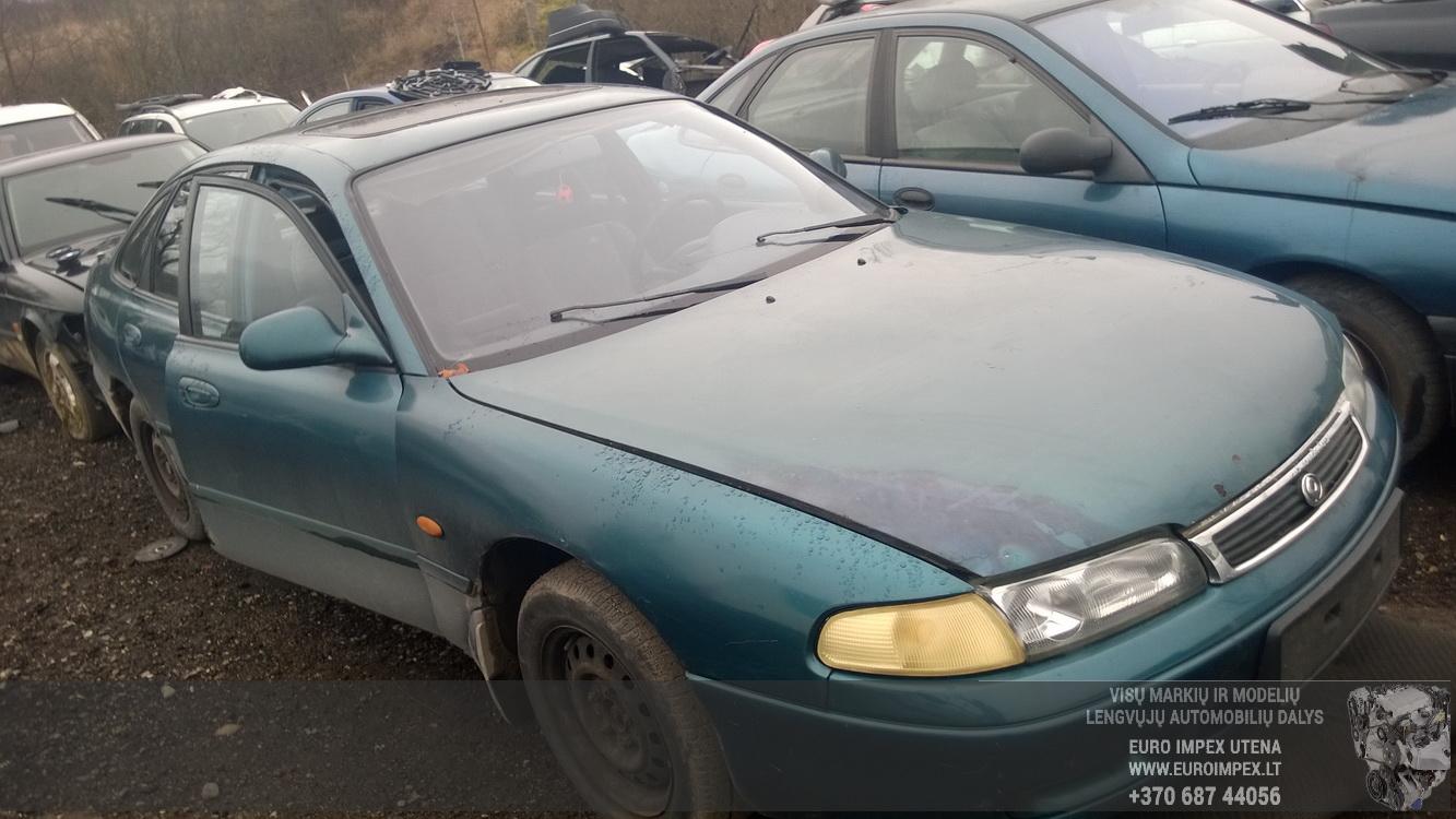 ... Foto-3 Mazda 626 626, 1991.08- 1997.04 1996 Petrol 2.0 ...