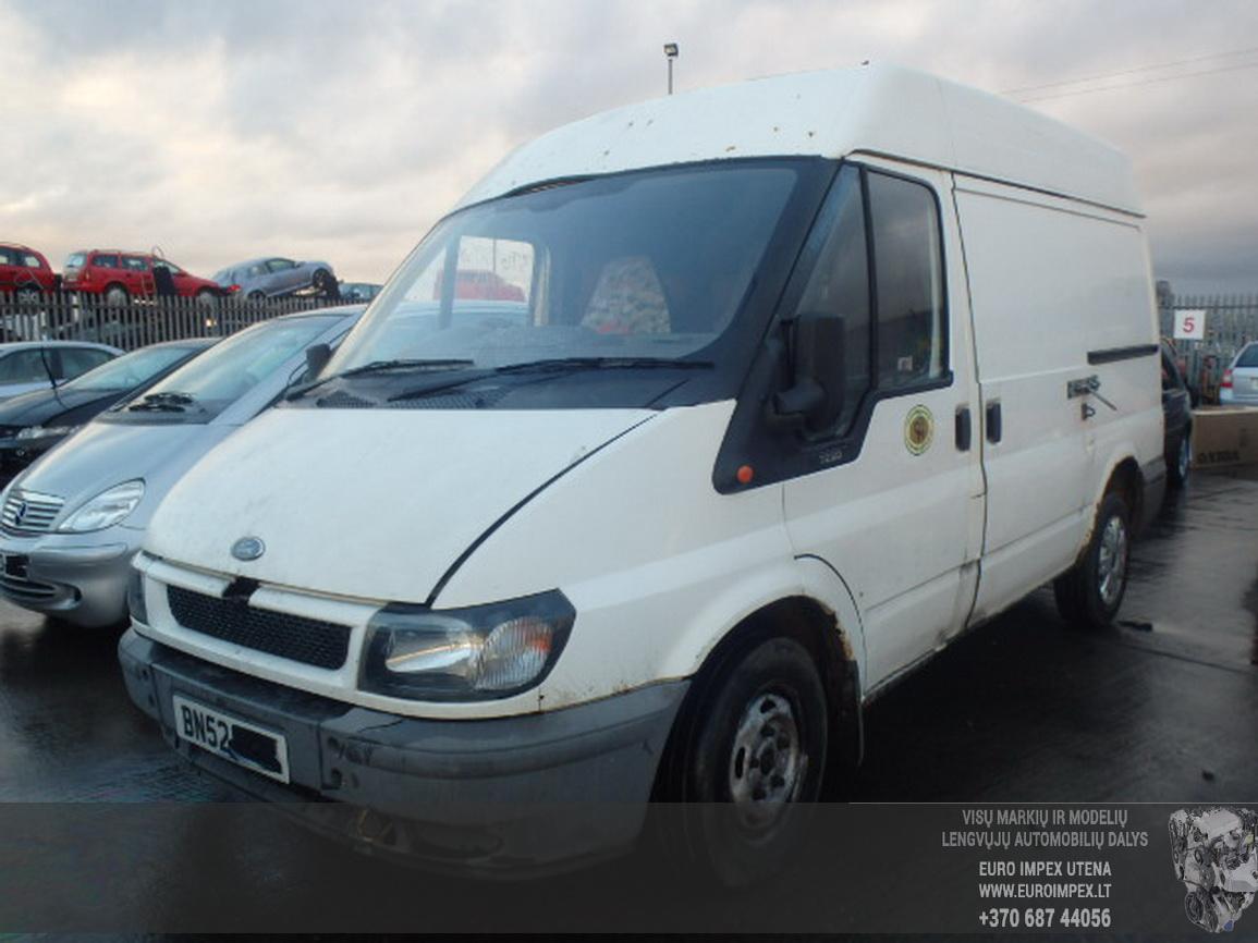 Yc159176ac Yc15 9176 Ac Fuel Filter Ford Transit 2003 20l 15eur Foto 1 200001 200604 Diesel 20