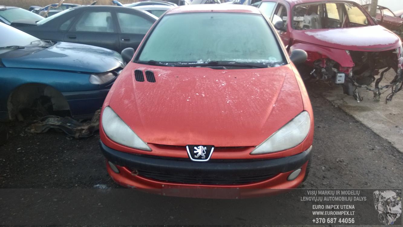 9635518180 189028 Fuse Box Peugeot 206 1999 14l 15eur Eis00152614 Central Locking Foto 2 199808 200207 Petrol 14