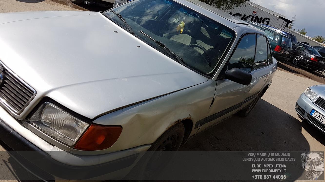 Foto-3 Audi 100 100, C4 1991.01 - 1994.06 1993 Dyzelis 2.5