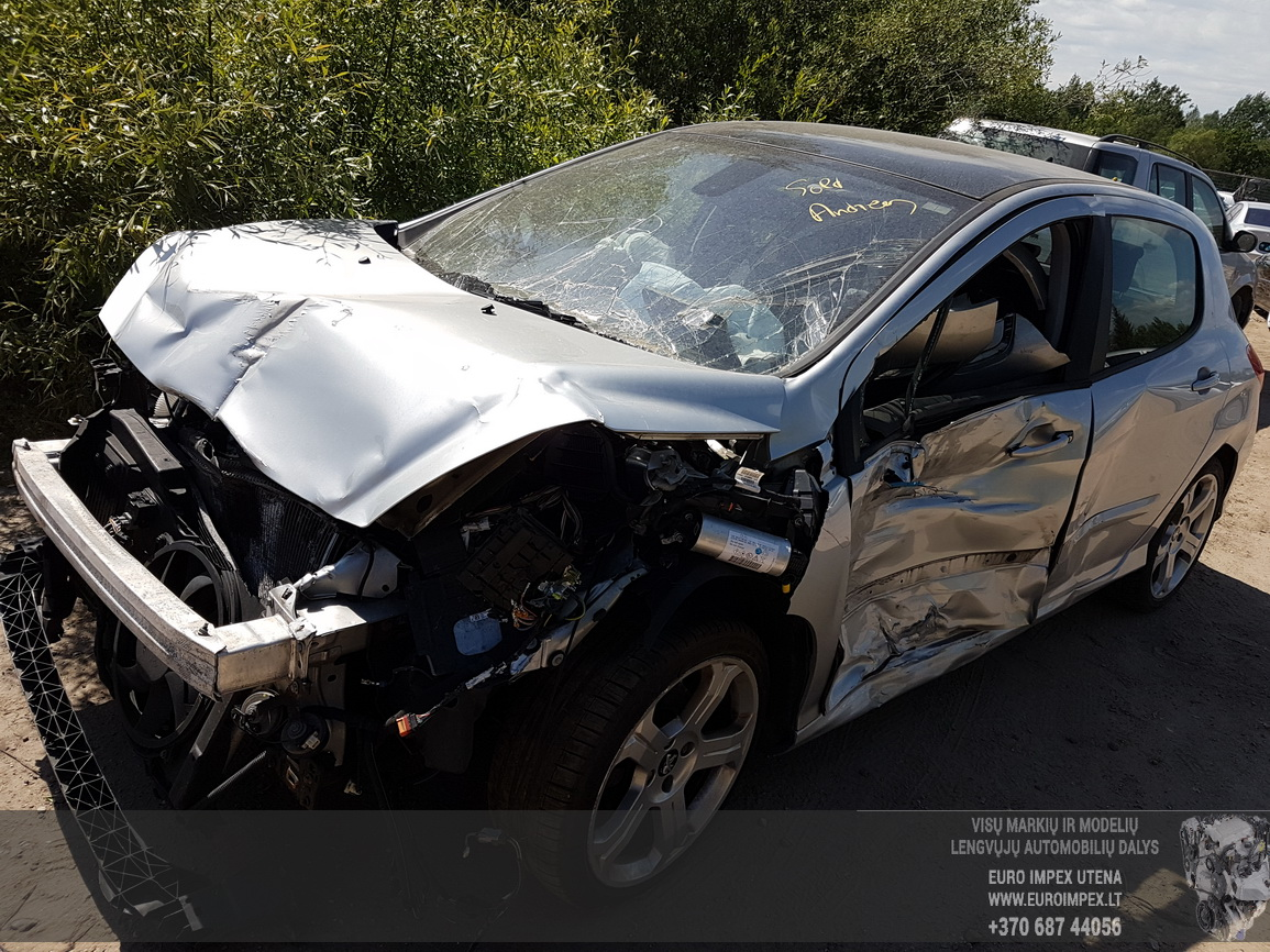 Foto-1 Peugeot 308 308 2007.09 --> 2012 Diesel 1.6