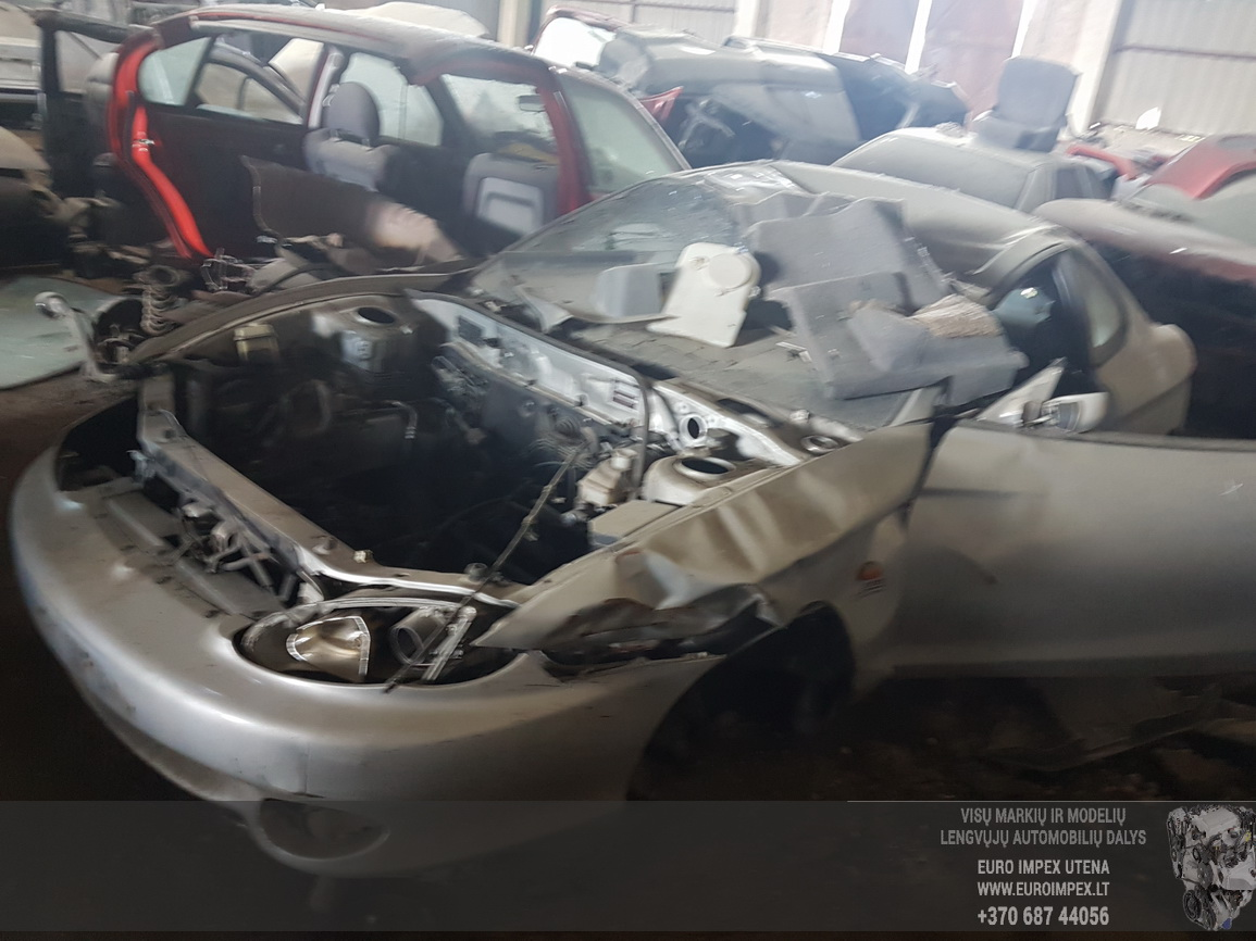 Foto-1 Hyundai Coupe Coupe, 1996.06 - 2002.04 1999 Petrol 2.0