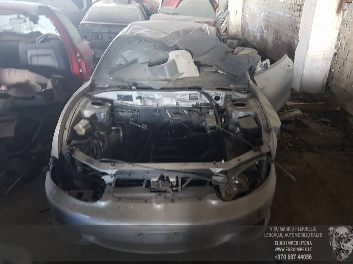 Foto-2 Hyundai Coupe Coupe, 1996.06 - 2002.04 1999 Petrol 2.0