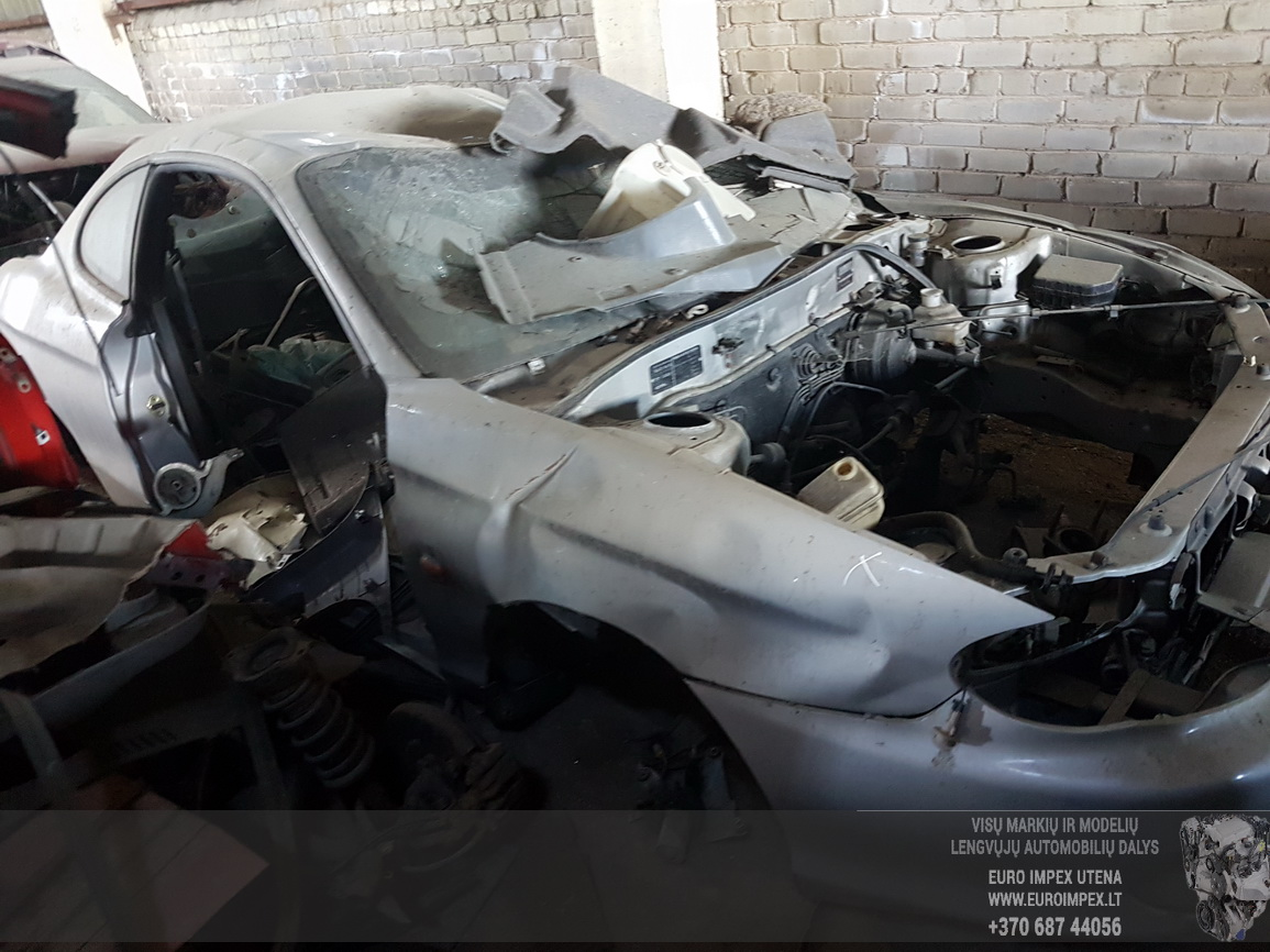 Foto-3 Hyundai Coupe Coupe, 1996.06 - 2002.04 1999 Petrol 2.0