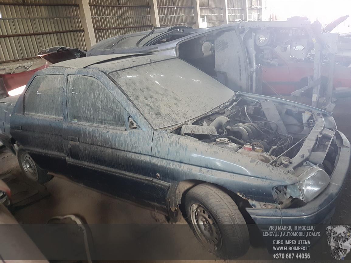 Foto-1 Ford Escort Escort, 1990.07 - 1995.01 1991 Diesel 1.8