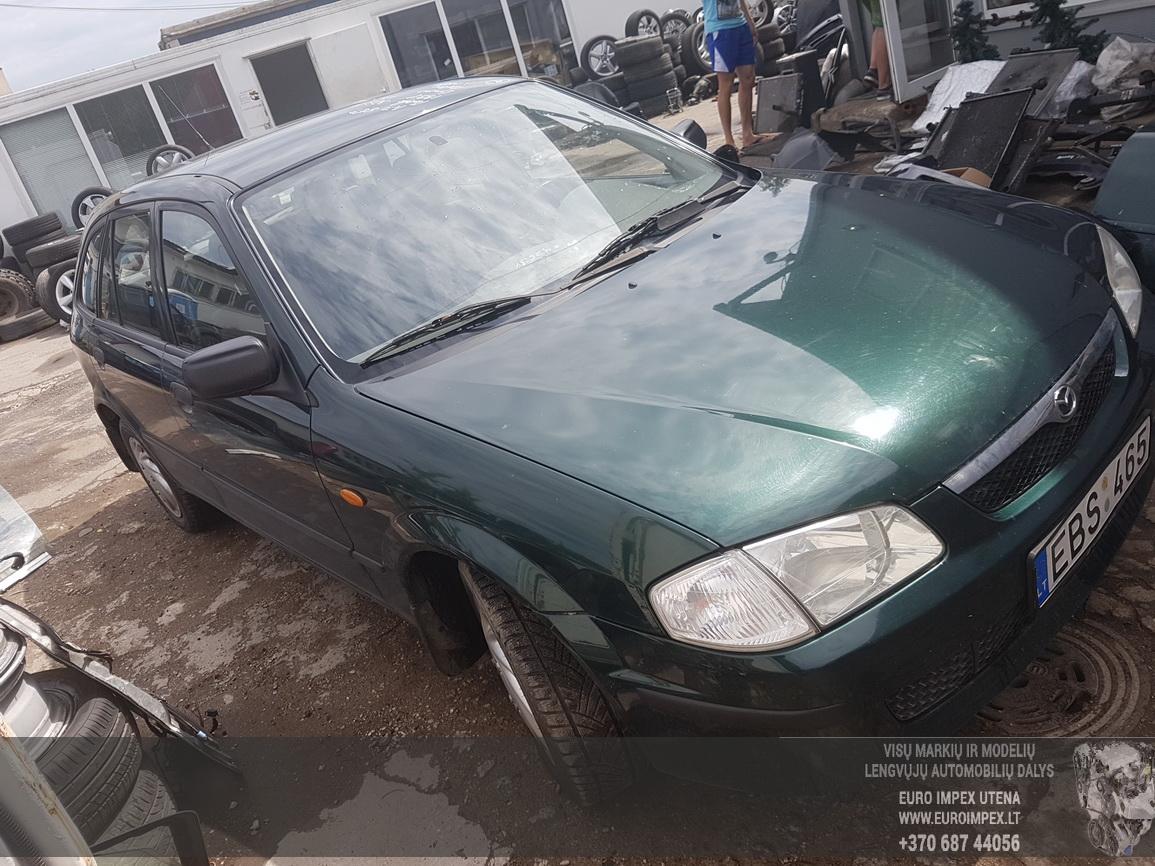 ... Foto-3 Mazda 323F 323F, 1998.09 - 2004.05 1998 Petrol 1.3 ...
