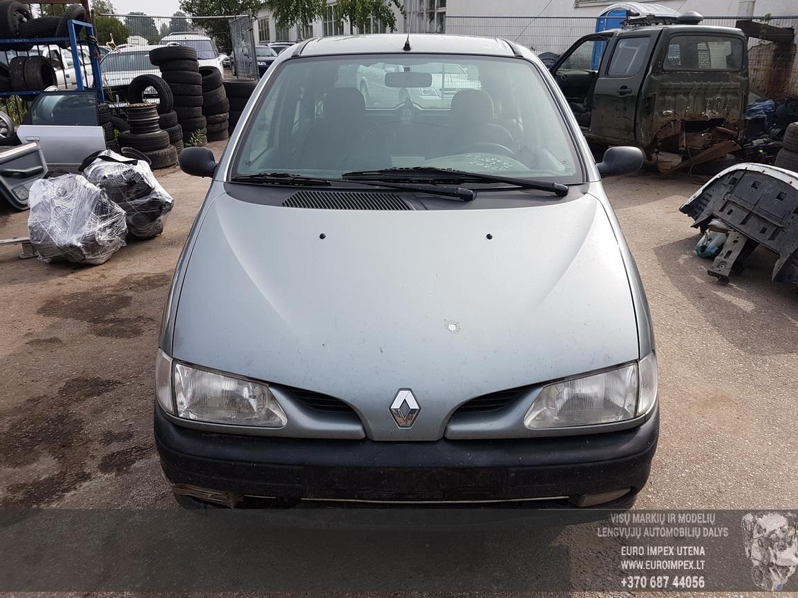 7703297189 N A Fuse Box Renault Scenic 1998 19l 9eur Eis00132392 In Foto 2 199601 199909 Diesel 19